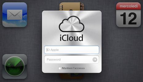 Crea il tuo account icloud gratis tramite apple id mail for Mail il tuo account e stato hackerato