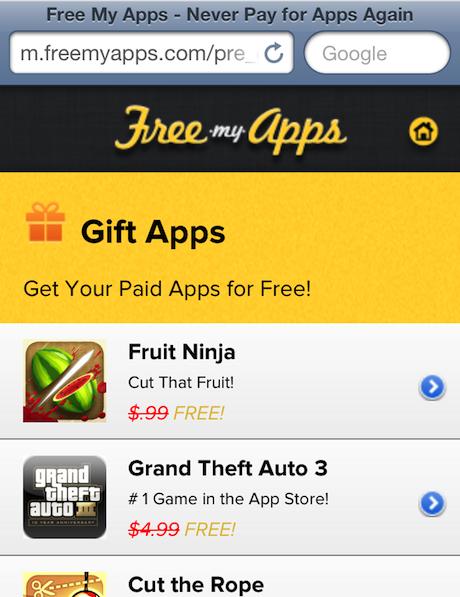 app per scaricare giochi gratis per android