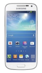 Galaxy S4 mini front W