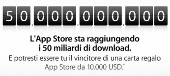 50 miliardi itunes