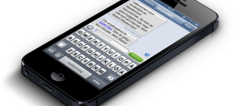 SMS iPhone 5