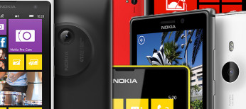 Nokia Lumia family series