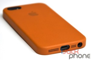 Apple case pelle iPhone 5s 1