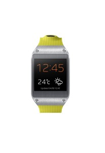 Galaxy Gear_001_Front_Lime Green