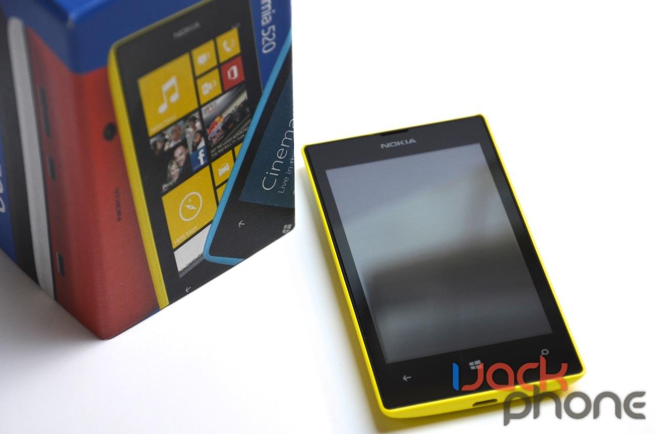 Lumia 520 recensione dello smartphone pi economico di - Scelta dello smartphone ...