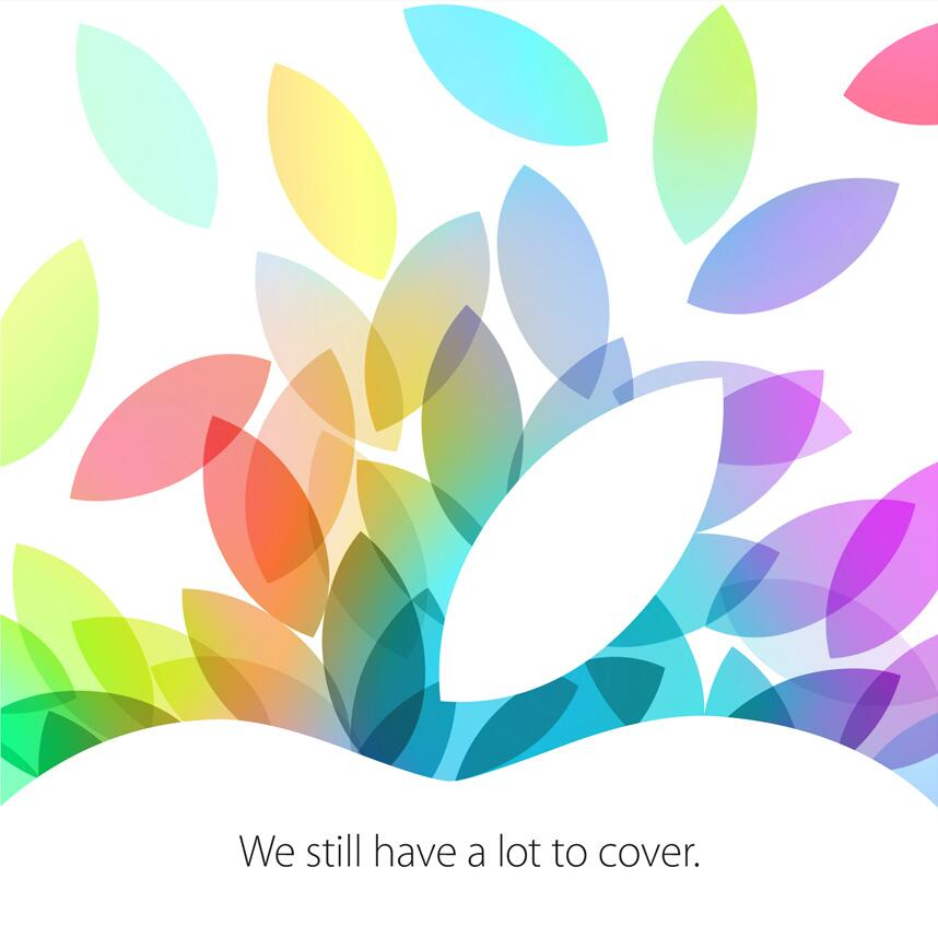 Apple evento 22 ottobre 2013