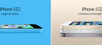 iphone 5s 5c italia