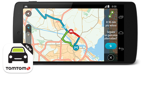 tomtom free android