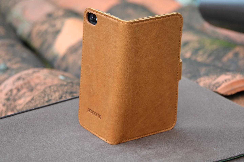 Recensione custodia Proporta per iPhone 5 5c 5s a portafoglio in