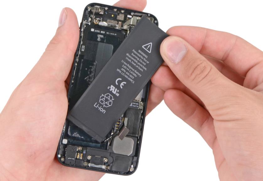 iphone 5 batteria
