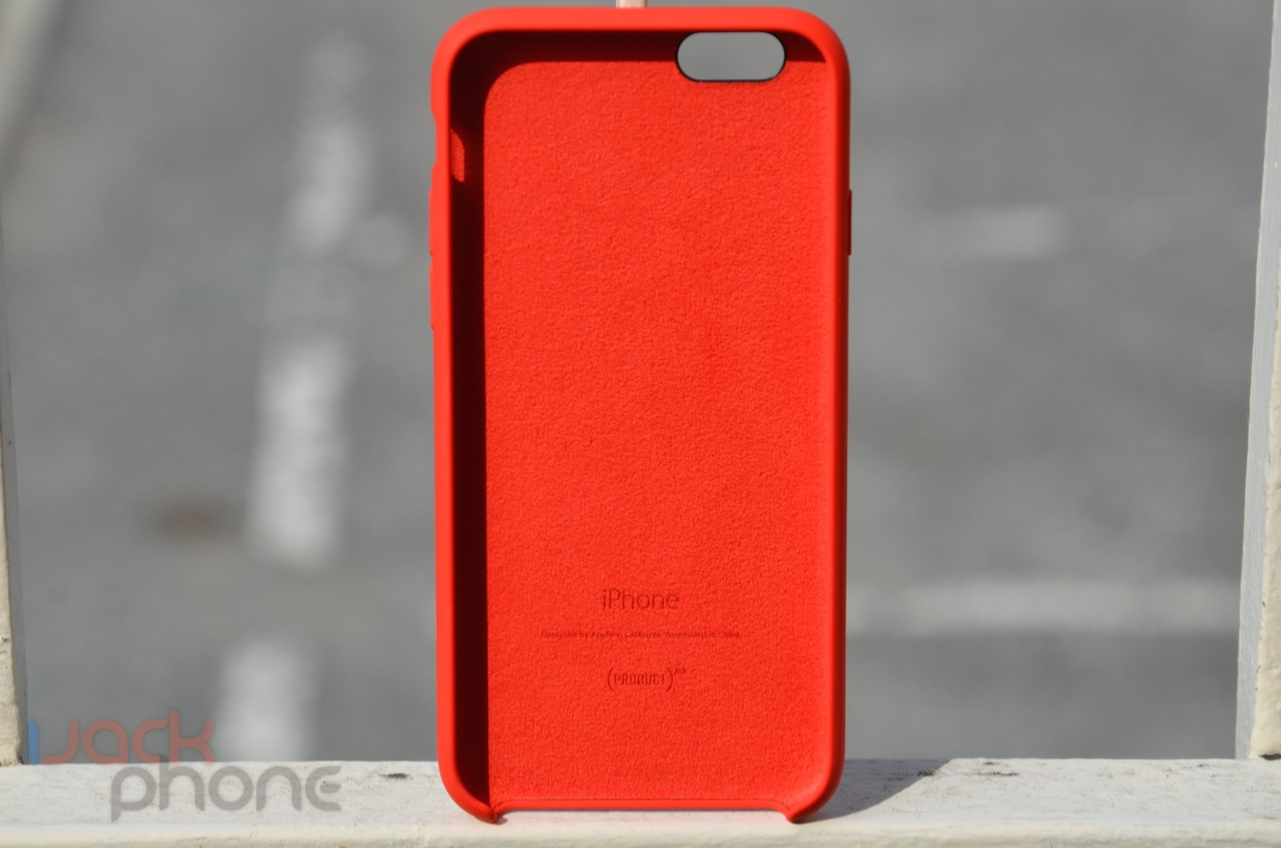 custodia iphone 6 plus silicone apple