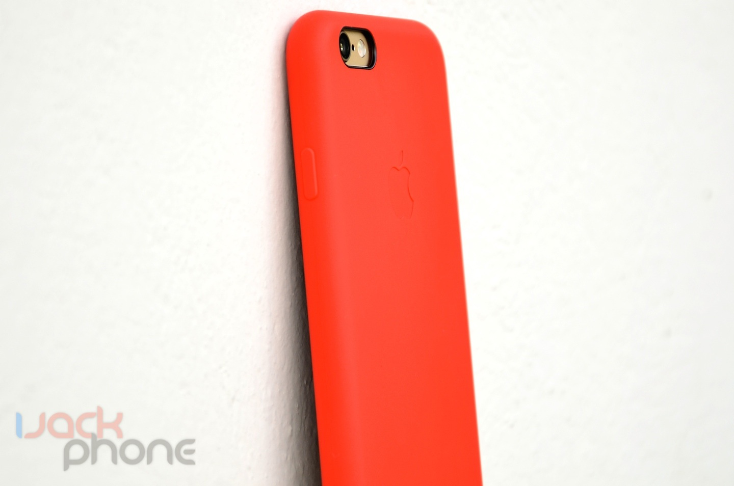custodia in pelle per iphone 6/6s - product red
