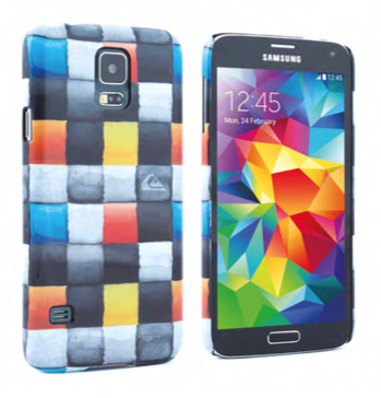 Cover Quiksilver Redemption per Galaxy S5