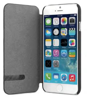 Custodi in pelle e carbonio per iPhone6